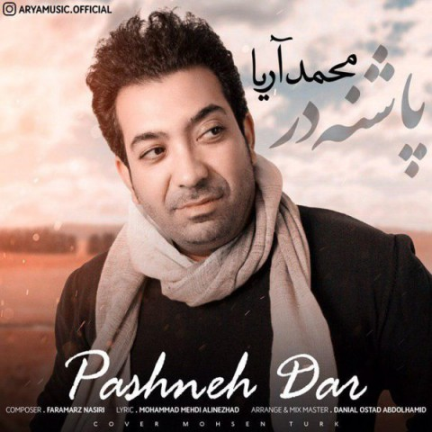 دانلود آهنگ جدید پاشنه در محمد آریا
