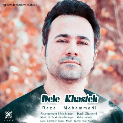 دانلود آهنگ جدید دل خسته رضا محمدی