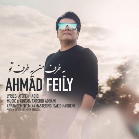دانلود آهنگ جدید یه طرف من یه طرف تو احمد فیلی