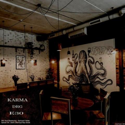 دانلود آهنگ جدید هشت پا Karma, کارما، دی آر جی و اسی