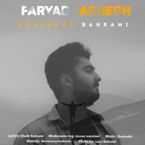 دانلود آهنگ جدید فریاد عاشق محمد بهرامی