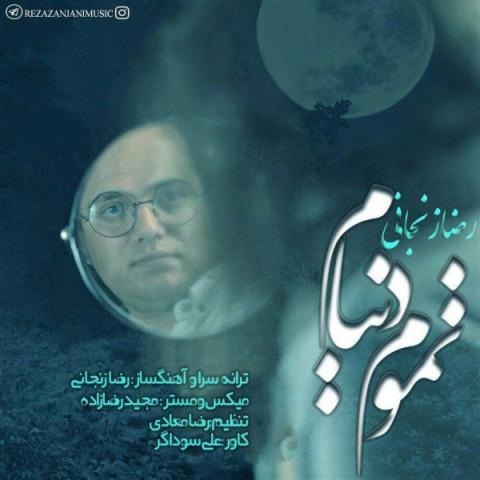 دانلود آهنگ جدید تموم دنیام رضا زنجانی