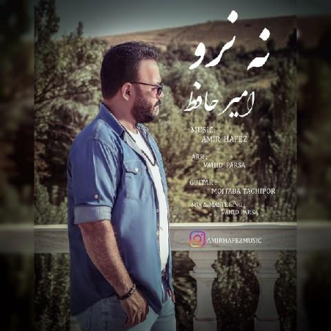 دانلود آهنگ جدید نه نرو امیر حافظ