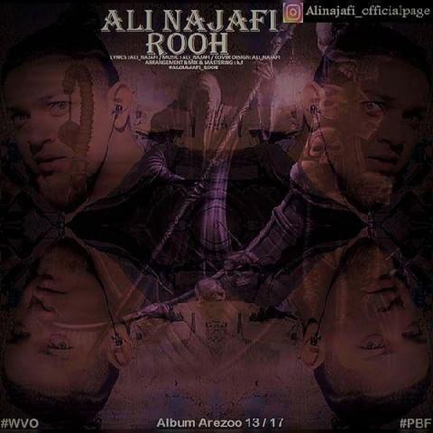 دانلود آهنگ جدید روح علی نجفی