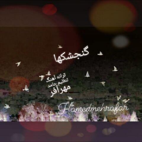 دانلود آهنگ جدید گنجشکها حامد مهرآفر