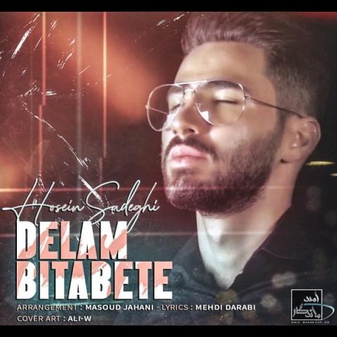 دانلود آهنگ جدید دلم بیتابته حسین صادقی