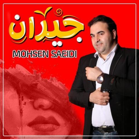 دانلود آهنگ جدید جیران محسن سعیدی