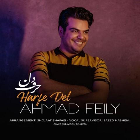 دانلود آهنگ جدید حرف دل احمد فیلی
