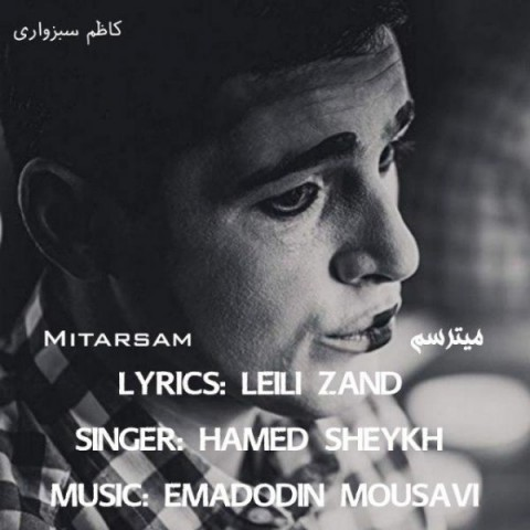 دانلود آهنگ جدید میترسم حامد شیخ