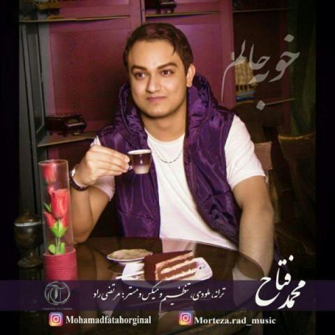 دانلود آهنگ جدید خوبه حالم محمد فتاح