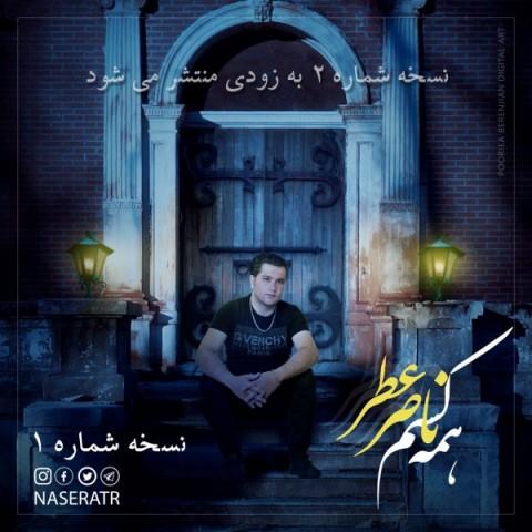 دانلود آهنگ جدید همه کسم ناصر عطر