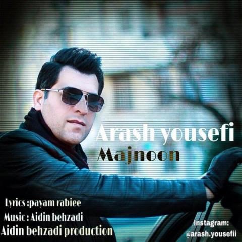 دانلود آهنگ جدید مجنون آرش یوسفی