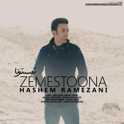 دانلود آهنگ جدید زمستونا هاشم رمضانی