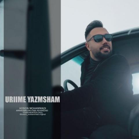 دانلود آهنگ جدید اورییمه یازمیشام حسین محمدی