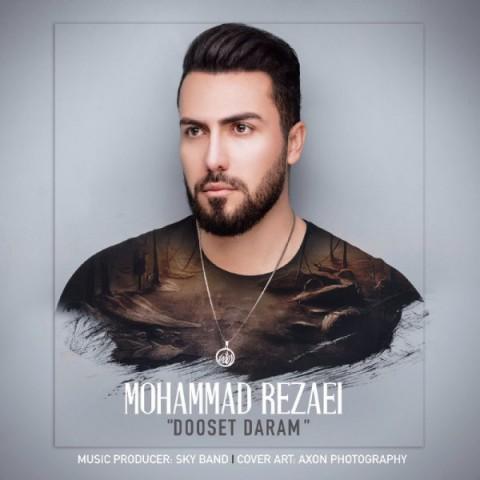 دانلود آهنگ جدید دوست دارم محمد رضایى