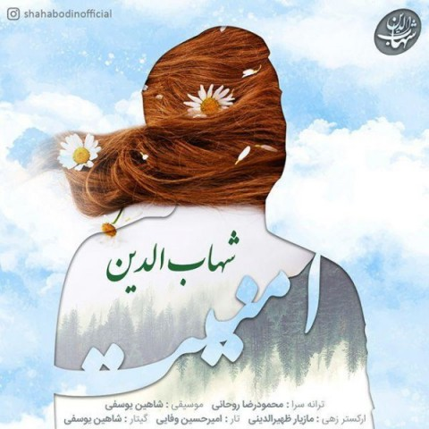 دانلود آهنگ جدید امنیت شهاب الدین