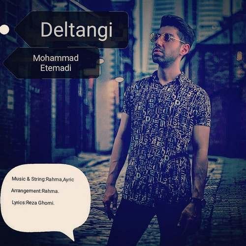 دانلود آهنگ جدید دلتنگی محمد اعتمادی