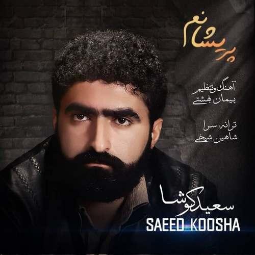 دانلود آهنگ جدید پریشانم سعید کوشا
