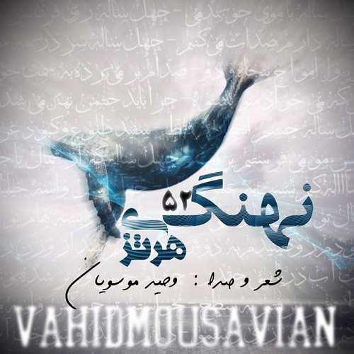 دانلود آهنگ جدید نهنگ ۵۲ هرتزی وحید موسویان