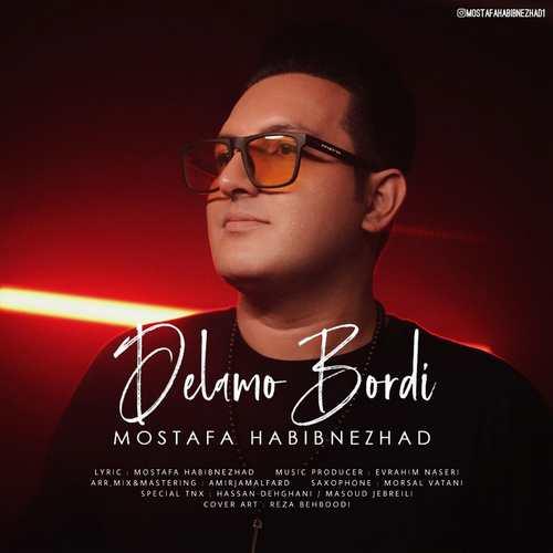 دانلود آهنگ جدید دلمو بردی مصطفی حبیب نژاد