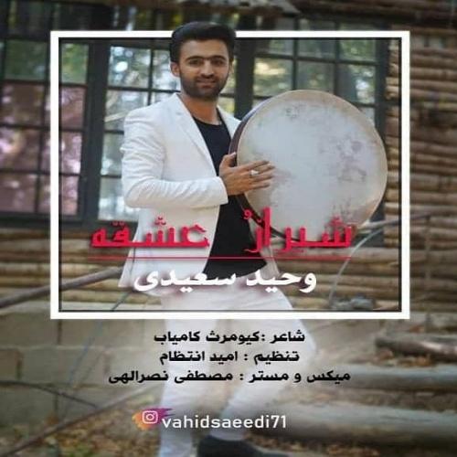 دانلود آهنگ جدید شیراز عشقه وحید سعیدی