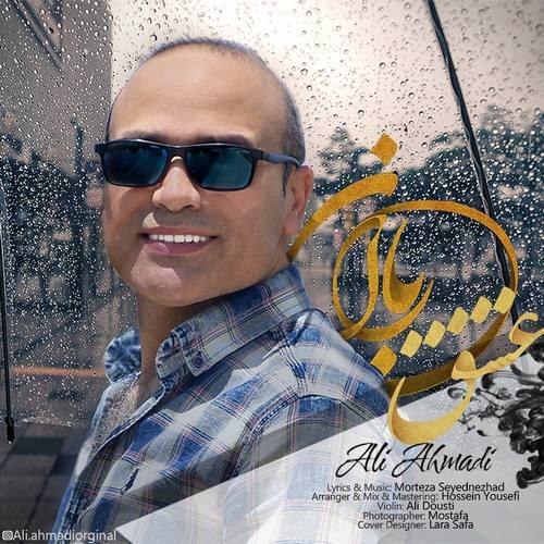 دانلود آهنگ جدید باران عشق علی احمدی