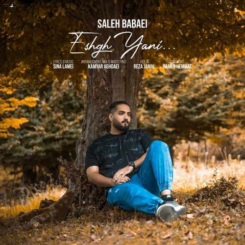دانلود آهنگ جدید عشق یعنی صالح بابایی